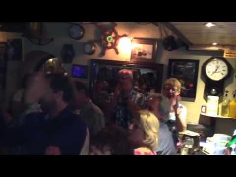 Live at griffins bar connemara