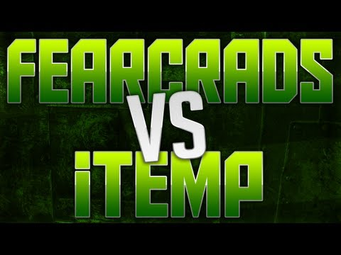 FearCrads VS iTemp EP. 5 :: Live Gun Game