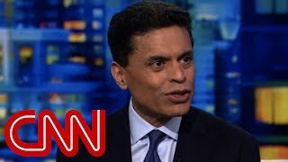 Fareed discusses 'slow degradation of norms' - CNN