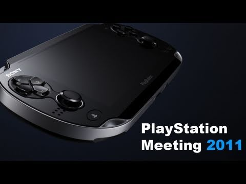 PlayStation Meeting 2011: NGP and PlayStation Suite - 2/6