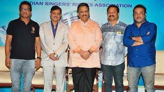 ISRA Press Meet | SP Balasubramaniam | TFPC - TFPC