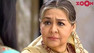 Farida Jalal QUESTIONS Bollywood's Hypocrisy | Exclusive - ZOOMDEKHO