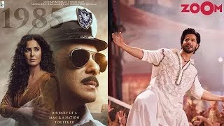 Salman Khan high on patriotism in Bharat's new poster | Kalank's first class song receives love - ZOOMDEKHO