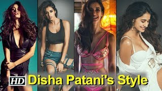 Disha Patani's Style Statement - IANSLIVE