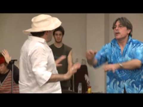 A Gaiola das Loucas (Making of) - Filipe La Féria - Parte 2