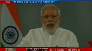 PM Narendra Modi interacts with beneficiaries of Saubhagya scheme across India - NEWSXLIVE
