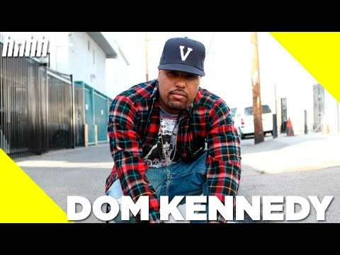 Dom Kennedy - Dom Kennedy Says He's Been Working On New Album