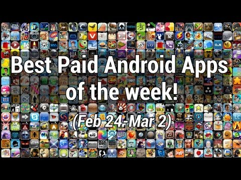 Best Paid Android Apps оf tһе Week: February 24 - March 2