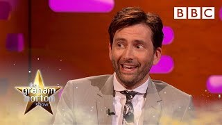 David Tennant had early intel of the new Doctor Who star - BBC - BBC
