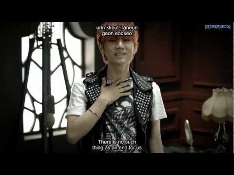 B2ST/Beast - Fiction MV Eng Sub & Romanization Lyrics
