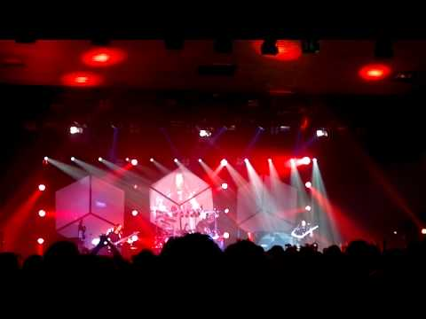 Dream Theater - Breaking all illusions - 06.02.2012 Offenbach, Stadthalle