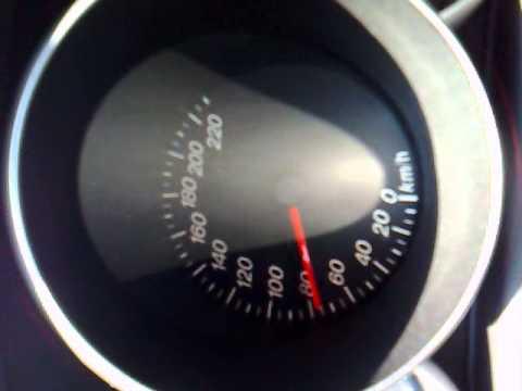 Mazda 3 1.6 Petrol 0-100 KM/H (0 - 60 Mph)