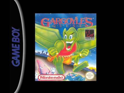 Gargoyle's Quest Music (Game Boy) - Sand Maze