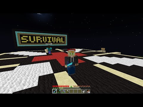 Minecraft Server Survival PVP 1.6.4 No Premium