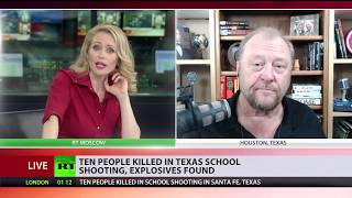 Worrying trend: Why deadly school shootings become common? - RUSSIATODAY