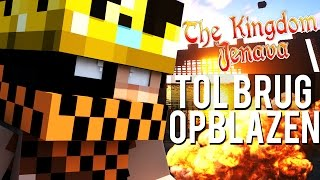 Thumbnail van \'TYKSA TOLBRUG OPBLAZEN!\' - The Kingdom Jenava Survival - Deel 1