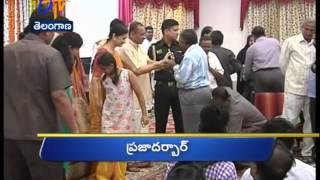 23rd: Ghantaraavam 12 NOON Heads  TELANGANA - ETV2INDIA