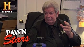 Pawn Stars: Old Man Wisdom | History - HISTORYCHANNEL