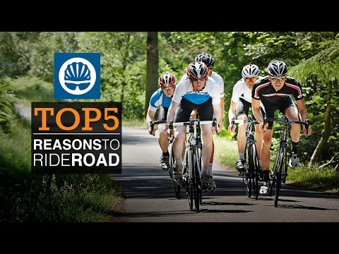 Top 5 - Reasons Mountain Bikers Should Try Road Cycling