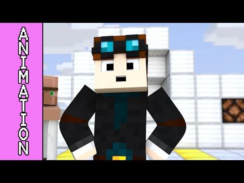 'TDM wants his nose' (Minecraft Fan Animation) - Danjobro