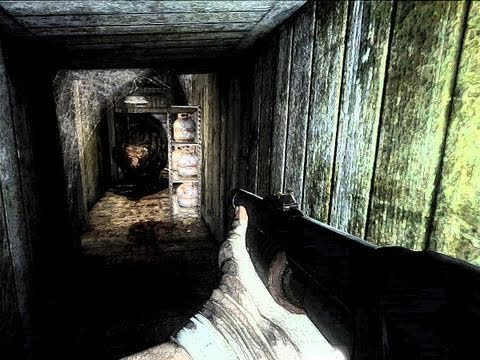 Condemned 2 Bloodshot Bear Chase theRadBrad Gameplay & Commentary