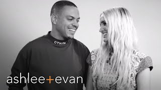 Ashlee Simpson-Ross & Evan Ross Answer Rapid-Fire Questions | Ashlee+Evan | E! - EENTERTAINMENT