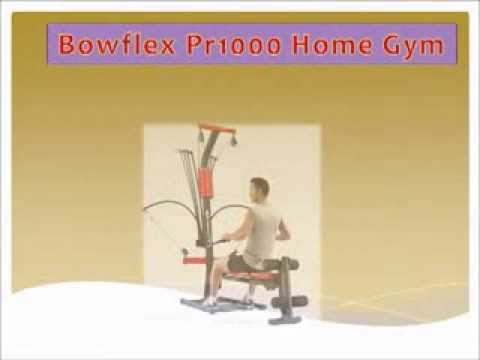 Bowflex Pr1000 Home Gym - Amazing Deals on Bowflex PR1000 Home Gym