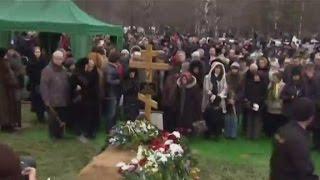 Boris Nemtsov laid to rest in Moscow - CNN