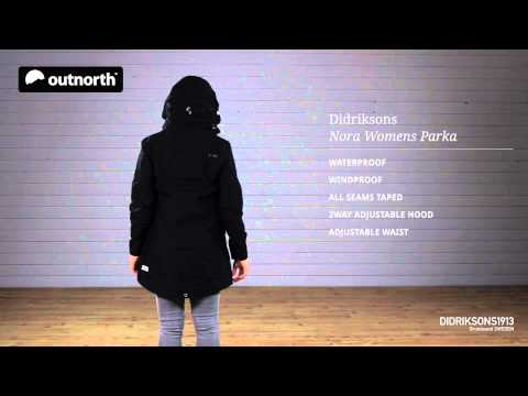 Youtube - Nora Women's Parka