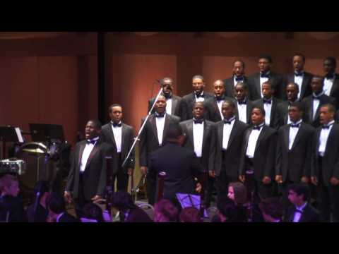 Morehouse College Glee Club - Impossible Dream