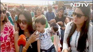 गुजरात में महिला वोटरों के लिए महंगाई बड़ा मुद्दा - NDTVINDIA