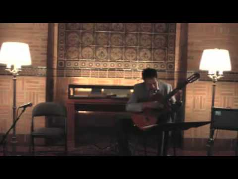 Payam Larijani - Classical Guitarist - Guitar Players Los Angeles