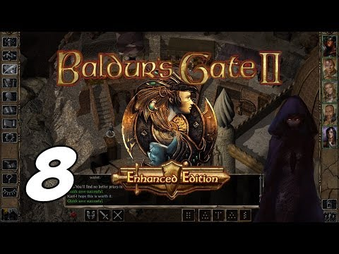 Baldur's Gate II: Enhanced Edition [Part 8] - Hexxat's Secret