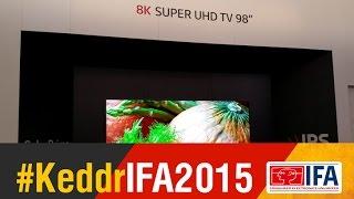 Новые 4К OLED-телевизоры LG - IFA 2015 - Keddr.com