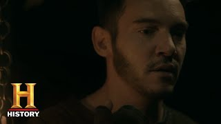 Vikings: Bishop Heahmund Will Die For Queen Lagertha   'A Simple Story' Premieres Jan. 17   History - HISTORYCHANNEL