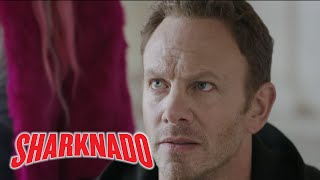 The Last Sharknado: Fin's Best Moments | SYFY - SYFY