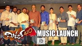 Varun Sandesh's Mister 420 music launch - idlebrain.com - IDLEBRAINLIVE