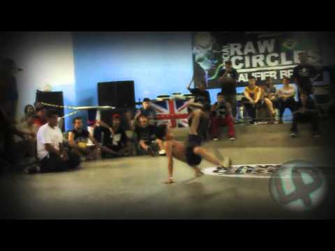SOME OF THE CRAZIEST BBOYS FROM BRAZIL 2012- 2013