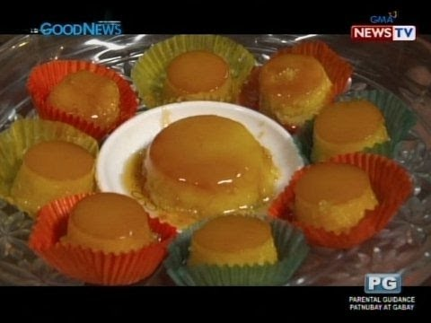 Good News: Traditional Pinoy desserts, tinikman ni Bea Binene