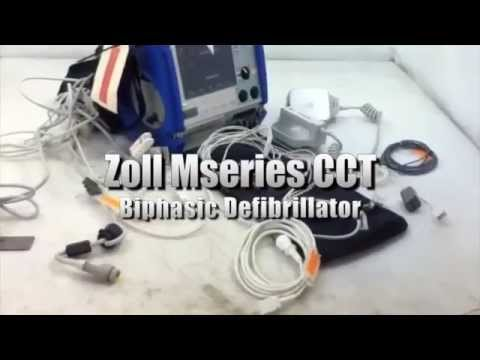 Zoll Biphasic Defibrillator on GovLiquidation.com