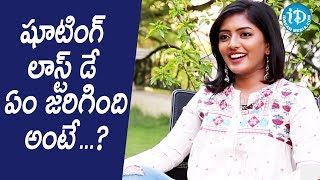 Eesha Rebba About What Exactly Happened On Last Day Of Ami Thumi Movie Shoot || #Amithumi - IDREAMMOVIES