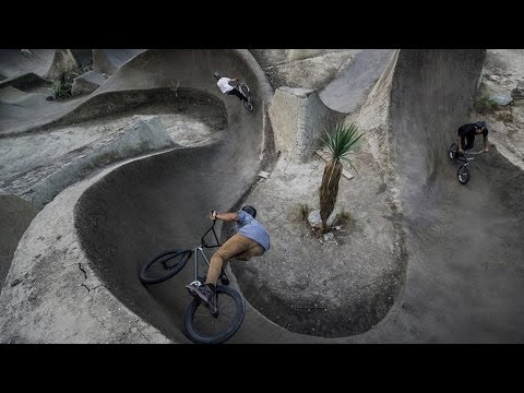 The Land of Perfect BMX Dirt Jumps | BMX Paradise: Ep 3