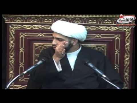 Muharram Series - part 16 - Shaikh Abbas Panju - London - hyderi centre - 1434 - 2012