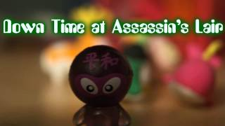 Royalty Free :Down Time at Assassin