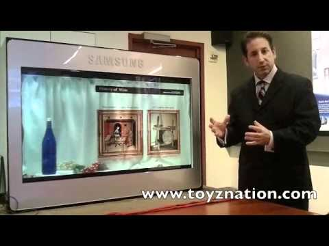 Samsung Transparent LCD.m4v