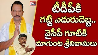 Another BIG Shock To TDP : TDP MLC Magunta Srinivasulu Reddy Likely to Join YSRCP | CVR News - CVRNEWSOFFICIAL