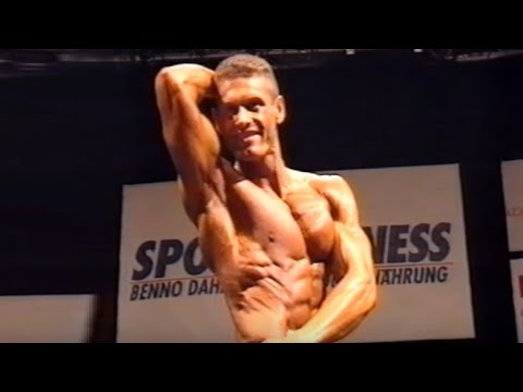 Norbert Jahn (GER), 13th WFF Ms & Mr World Grand Prix, October 1997 [EUROSPORT]