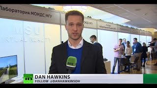Man & Machine: Hi-tech help on show at innovation event in Moscow - RUSSIATODAY