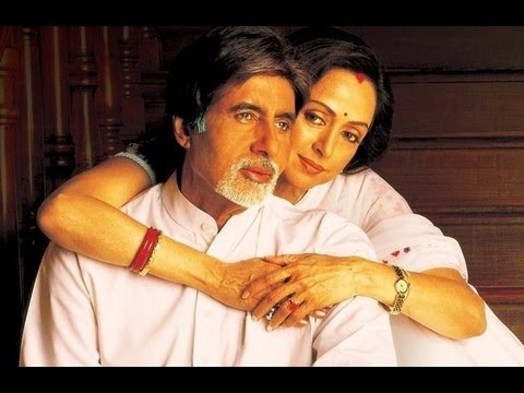 Main Yahan Tu Wahan Full Video Song | Baghban | Amitabh Bachchan, Hema Malini