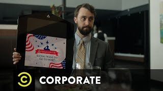 Corporate - Nice Font - COMEDYCENTRAL